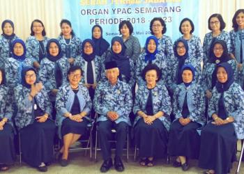 ORGAN PENGURUS YPAC 2018-2023